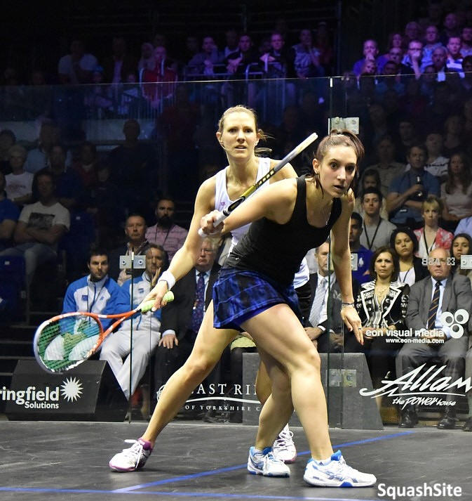 2015 Finals : It's Serme and Shorbagy – British Open Squash